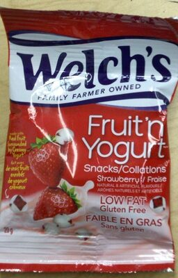 fruit n yogurt - Product - en
