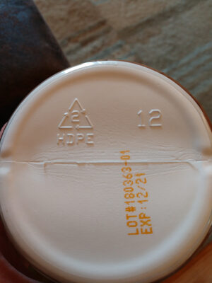 Collagen Creamer - Recycling instructions and/or packaging information
