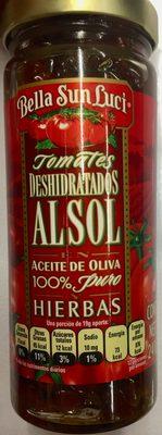 TOMATES DESHIDRATADOS AL SOL - Produit - es