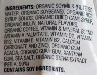 svelte - Ingredients