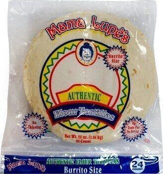 Authentic Flour Tortillas - Product - en
