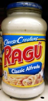 Classic Alfredo Sauce - Product