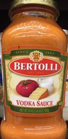 VODKA SAUCE - Product