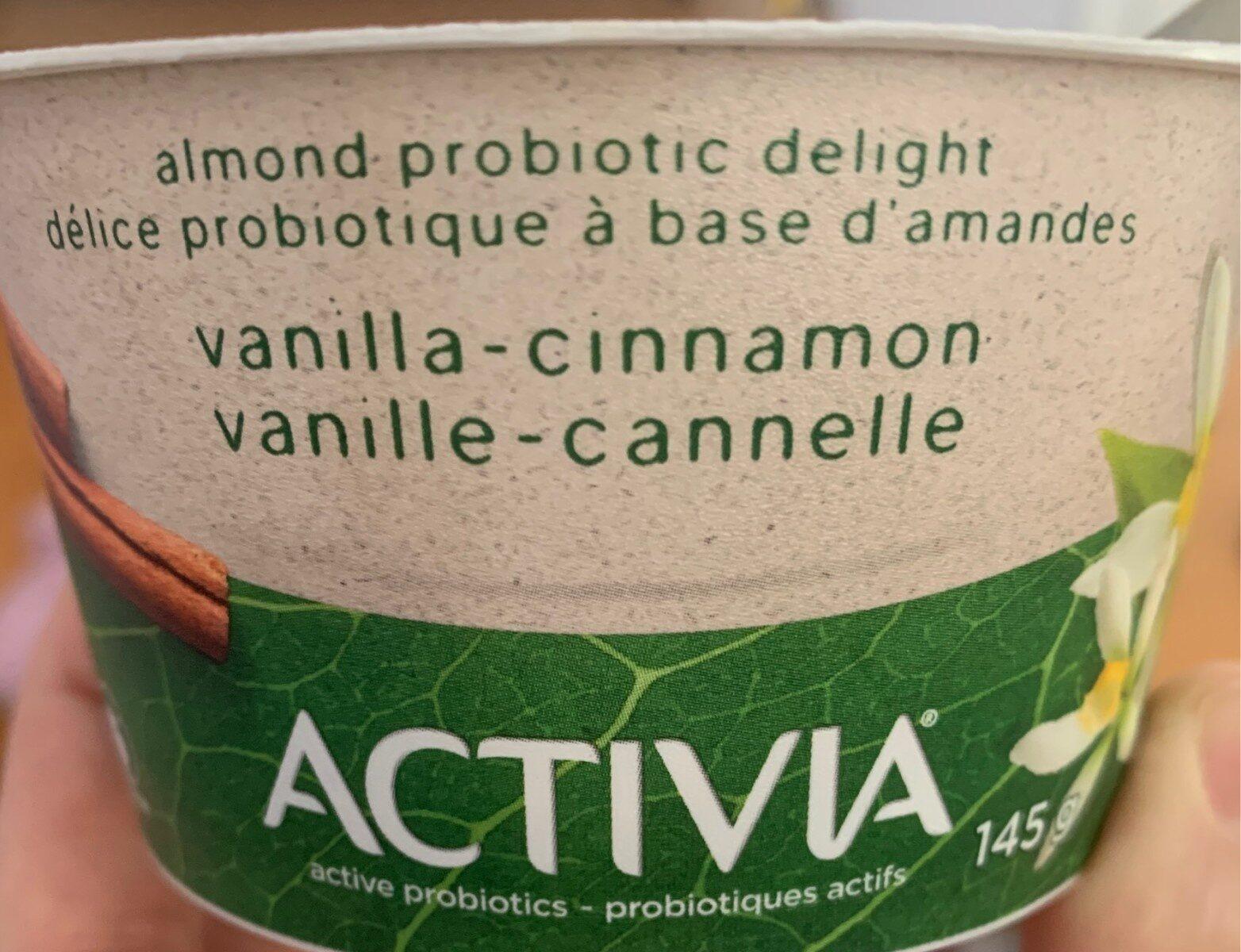 Delice probiotique à base d'amande - Produit - fr