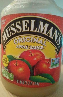Original Apple Sauce - Product