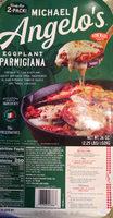 Eggplant Parmigiana - Product - en