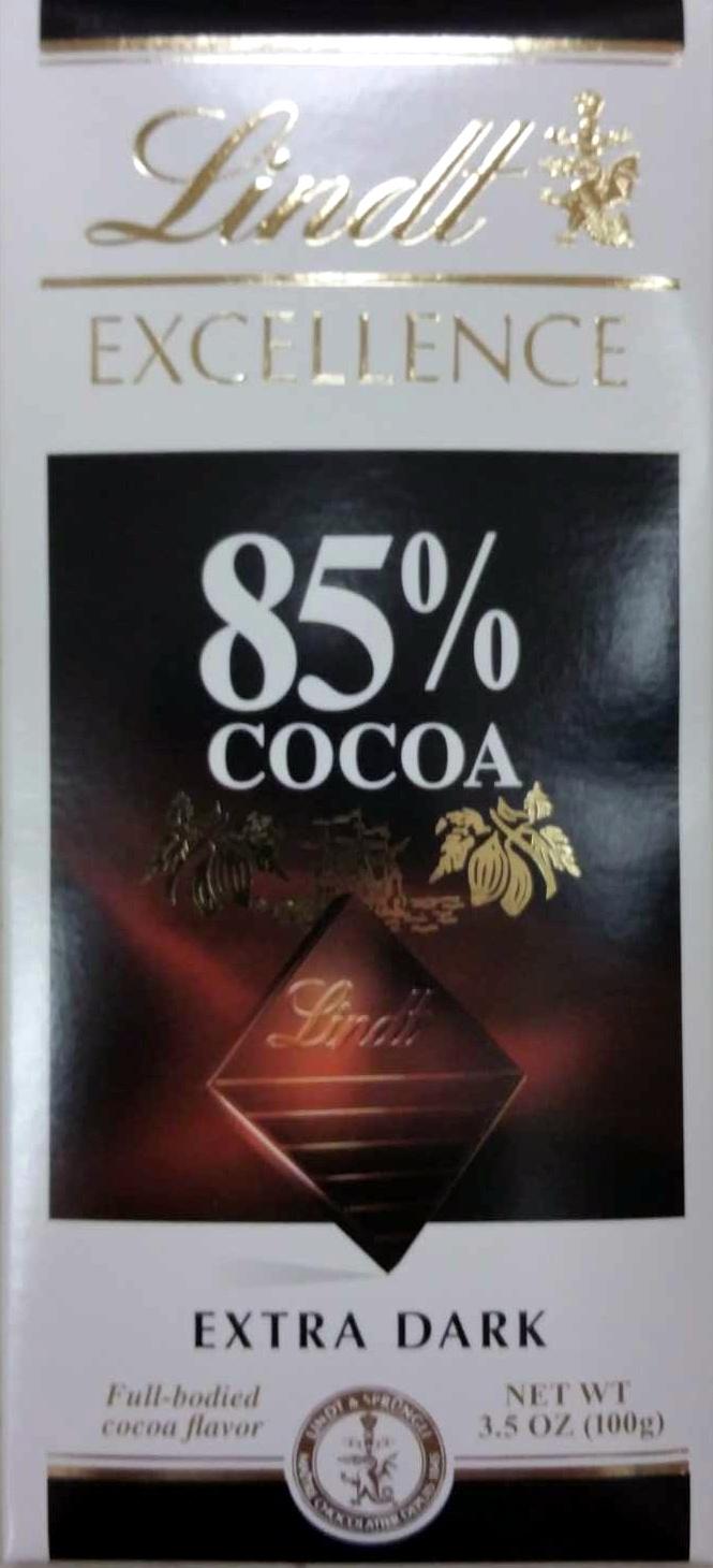 85% cocoa dark chocolate - Product - en