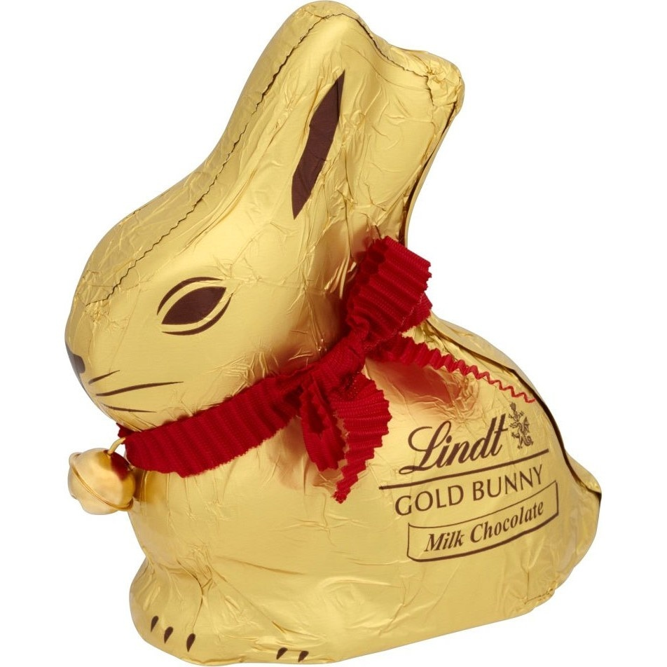 Lindt Gold Easter Bunny Milk Chocolate - Product