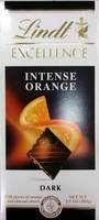 Excellence intense orange dark chocolate - Product - en