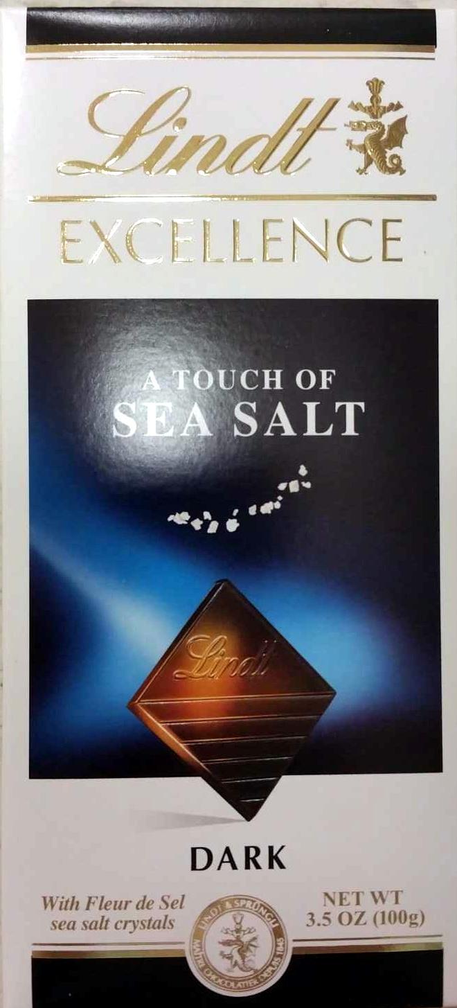 Lindt excellence, dark chocolate, dark - Product - en