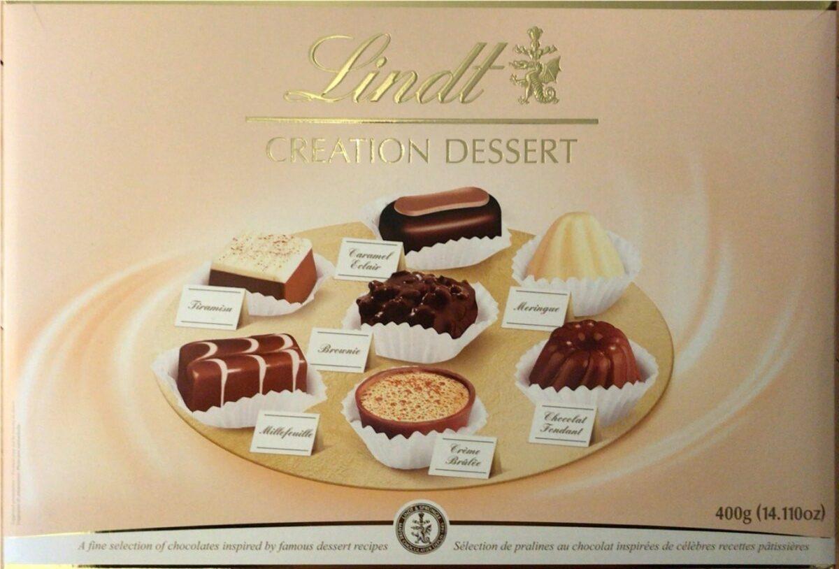 Creation dessert - Product - fr