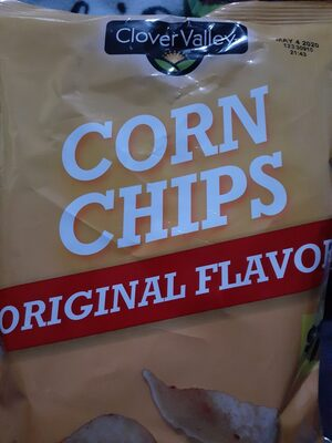 Original corn chips, original - Product - en