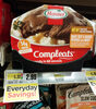 Compleats, Roasted Beef& Gravy With Mashed Potatoes - Product