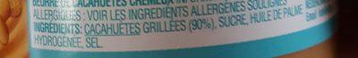 Creamy - Ingredients