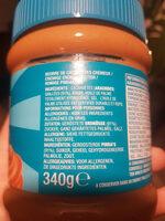 Beurre de cacahuète crémeux - Ingrédients - fr