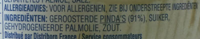 Beurre de Cacahuètes Extra-Crunchy - Ingrediënten - nl