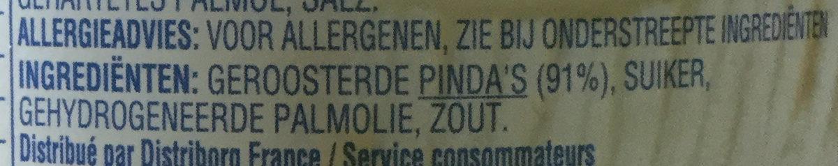 Extra crunchy - Ingredients