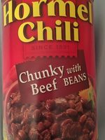 Hormel chili - Product