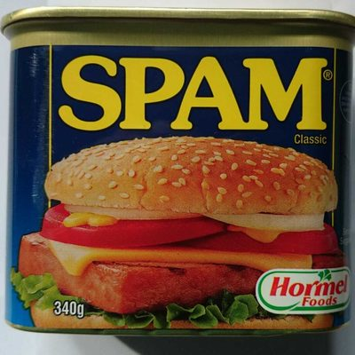 Spam Classic 340G - Product