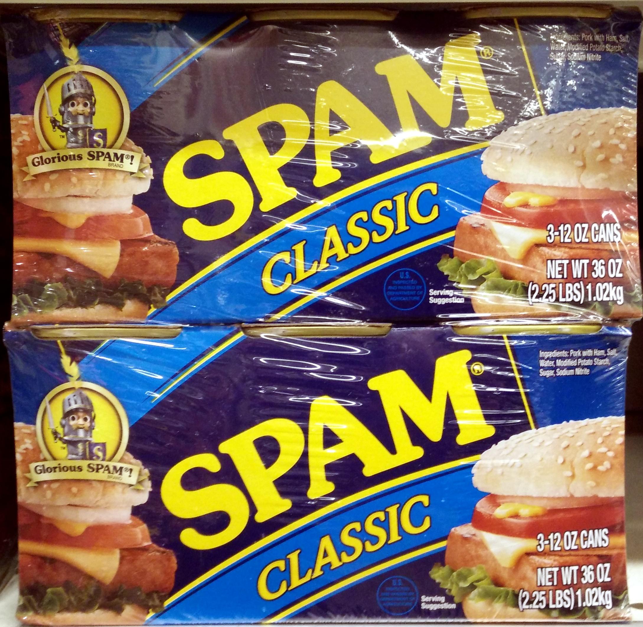 Spam Classic - Produit
