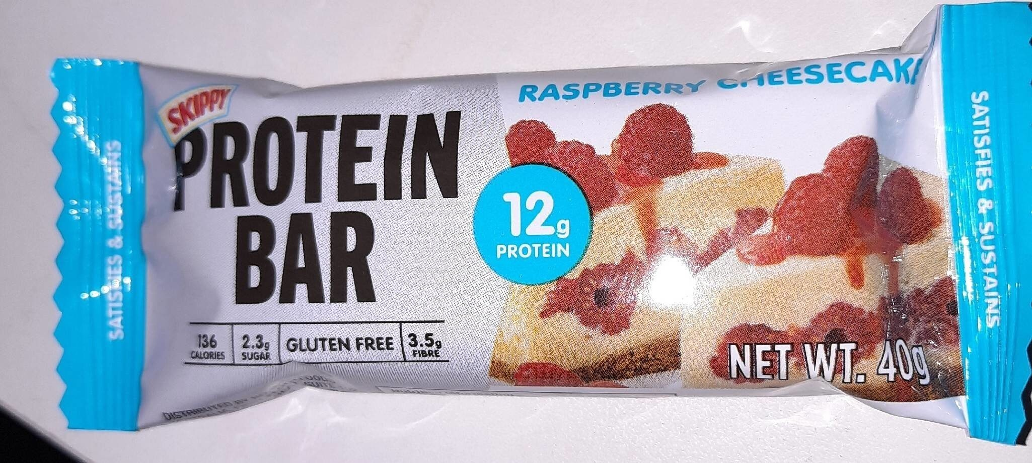 Protein Bar Raspberry Cheesecake - Product - en