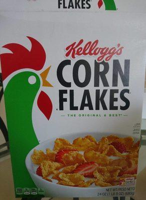 Corn flakes cereal - Produit - fr