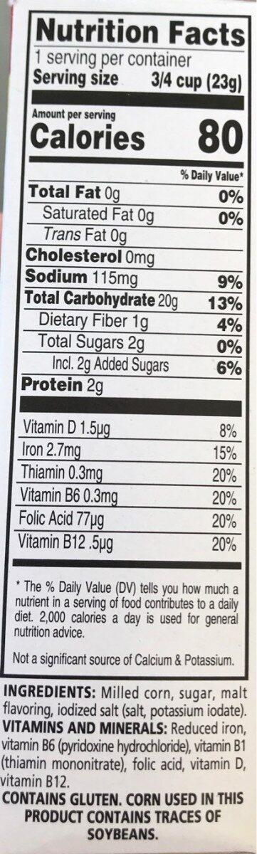 Pringles Crisps Snack Stacks Sour Cream & Cheddar .74Oz - Nutrition facts - en