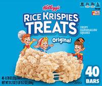 Kellogg s crispy marshmallow squares - Product - en