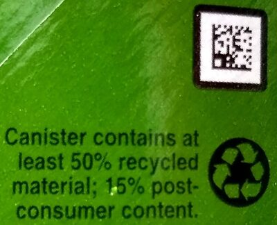 Potato crisps chips - Recycling instructions and/or packaging information - en