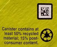Screamin' Dill Pickle - Wiederverwertungsanweisungen und/oder Verpackungsinformationen - de