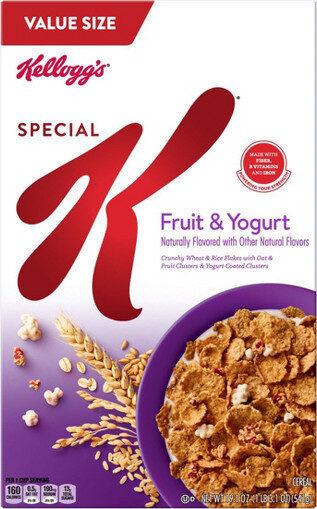 Kelloggs breakfast cereal - Product - en