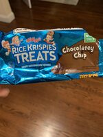 Chocolatey chip crispy marshmallow squares, chocolatey chip - Product - en