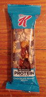 Chocolate peanut pecan protein snack bar, chocolate peanut pecan - Product - en