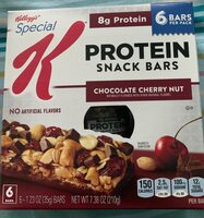 Protein snack bar - Product - fr
