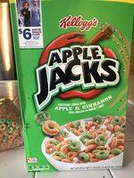 Sweetened cereal, apple & cinnamon - Product - en