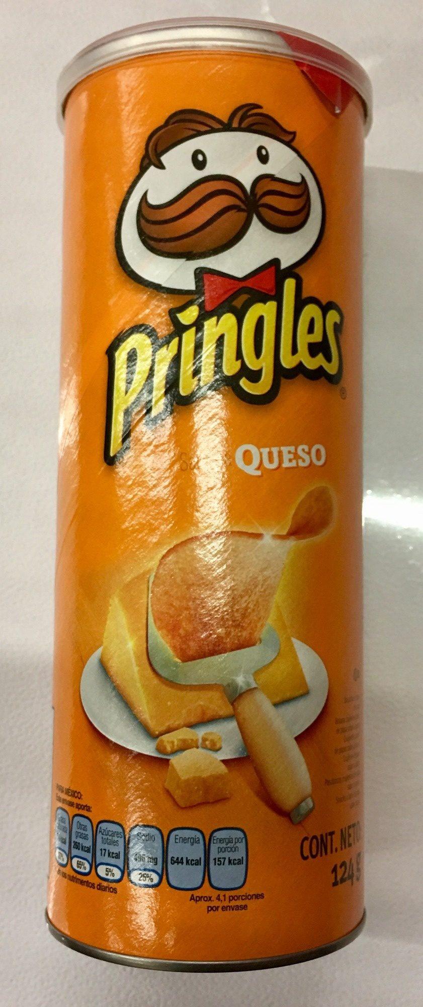 Pringles Queso - Product - es