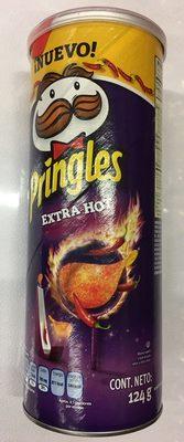 Pringles Extra Hot - Product - es