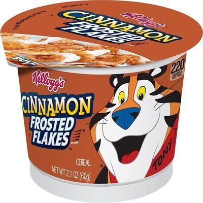 Cinnamon cereal - Product - en