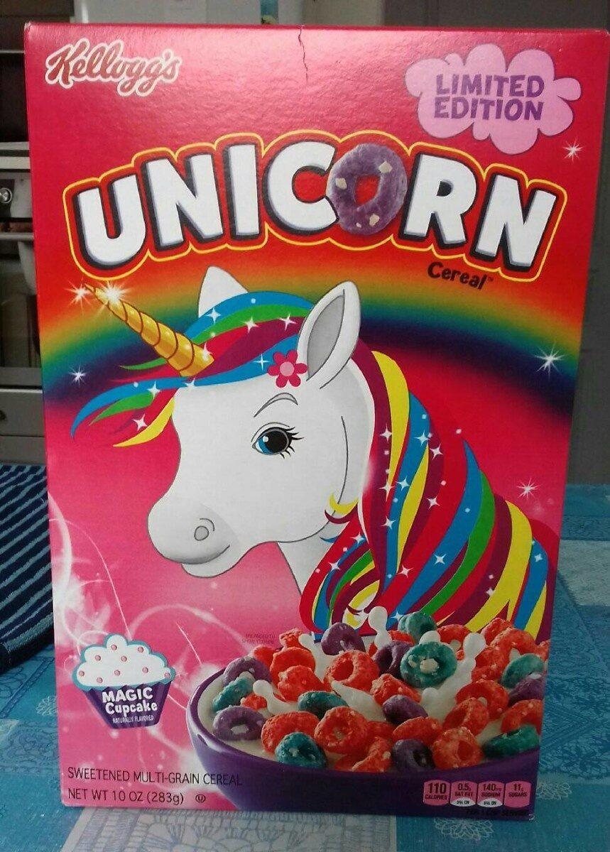 Magic cupcake sweetened multi-grain cereal - Product - en