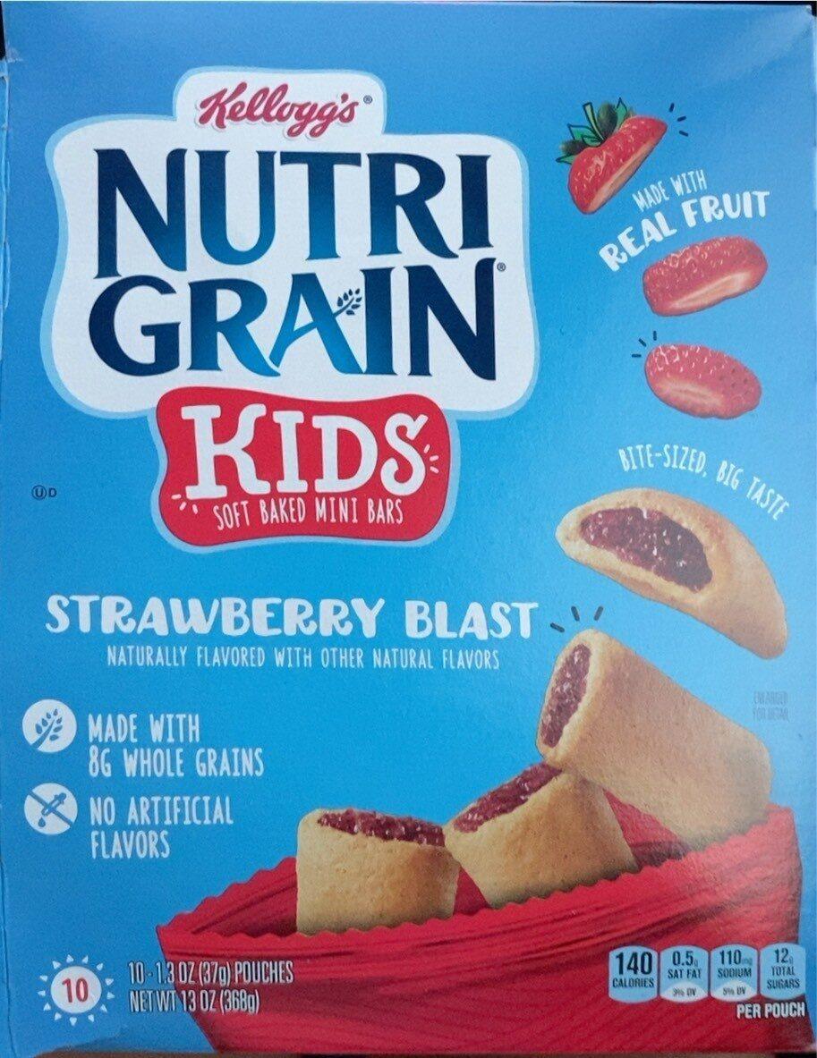 Nutri Grain Kids - Product - en