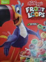 Sweetened multi-grain cereal, natural fruit - Product - en