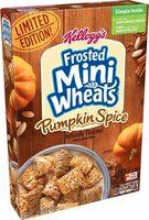 Pumpkin spice whole grain cereal, pumpkin spice - Product - en