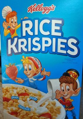 Rice Krispies - Product - en