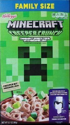 Minecraft Creeper Crunch - Product - en