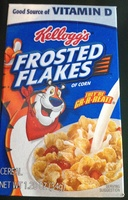 Kelloggs breakfast cereal - Product - en