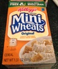 Kellogg's, mini wheals, lightly sweetened whole grain cereal, original, original - Product