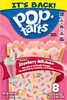 Pop tarts strawberry milkshake - Product