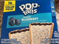 Blueberry POPtarts - Product - en