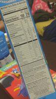 Frosted flakes - Ingrediënten - en