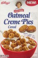 Little Debbie Oatmeal Creme Pies Cereal - Product - en